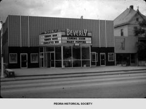 The Beverly Theatre Peoria