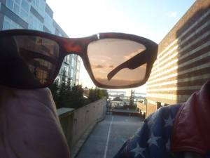 Mike Kerasotes Sunglasses Copyright (c) 2015 by Mike Kerasotes